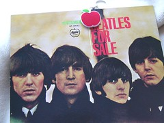 Beatles - Beatles For Sale (LP) - Japanese Design
