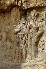Iran Naqsh-e Rostam _DSC6259 (youngrobv) Tags: sculpture rock nikon asia iran middleeast persia carving relief shiraz d200 0704 basrelief dx rustam rostam ايران sassanian marvdasht 18200mmf3556gvr شیراز dsc6259 naqshe sassanid naqsherustam naqsherostam نقشرستم youngrobv