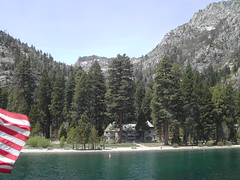 Vikingsholm on Emerald Bay