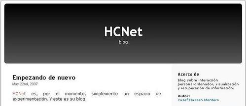 HCNet, el blog de Yusef Hassan