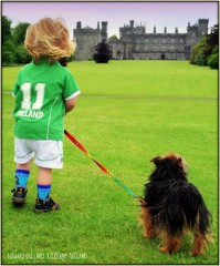 MATTHEW AND RUSTY AT KILKENNY CASTLE. (Edward Dullard Photography. Kilkenny, Ireland.) Tags: kilkenny ireland boy irish dog cats colour green castle heritage home grass landscape happy hope scenery heaven peace superb quality photographic irland eire gael historical celtic myplace coolest hibernia emeraldisle hurling irlanda irlande failte ierland slainte carlow leinster eireann dullard blackandamber kilkennycity cillchainnigh marblecity findingireland discoverireland holidaysvacanzeurlaub kilkennycats diamondclassphotographer flickerdiamond onlythebestare edwarddullard irelandmyireland kilkennykilkenny countybeautiful kilkennypeople kilkenny1953 societyedward