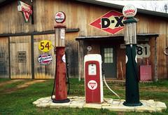 Salado Gas Station