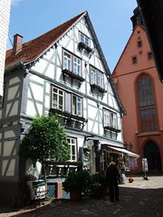 Michelstadt Rathaus Kiosk