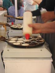 pancaking