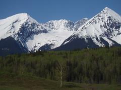 Hudson Bay Mountain 24 May