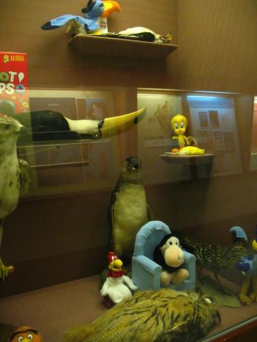 Famous Birds