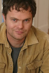 Funnyman and Baha'i, Rainn Wilson.