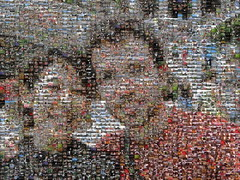 Photo Mosaic of last year