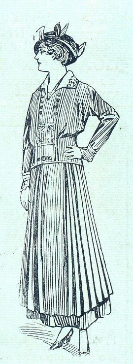 Ilustração Portugueza, n. 480, May 3 1915 - back cover a