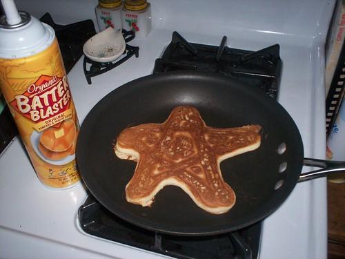 star pancake