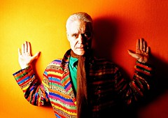 Kim Fowley at home (Mark Berry - Photographer & Graphic Designer) Tags: california uk portrait music bristol underground photography la us losangeles 60s punk photographer designer vinyl 80s record 70s writer rocknroll legend rockandroll based thedoors runaways kimfowley alleyoop recordproducer genevincent markberry bizarremagazine hotcherry wwwhotcherrycouk bestflickrphotography