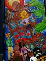 Schilderij Manuel Escobar