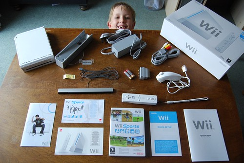 Wii gotta Wii - Whats in the box
