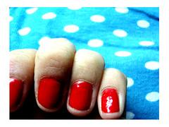 (alterna ) Tags: chile santiago dedos natalia boba nati diseo ilustracion caceres alterna alternativa superboba alternaboba