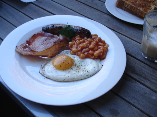 The hangover fry up