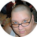 Suzy Smith St Baldrick's Hairdo