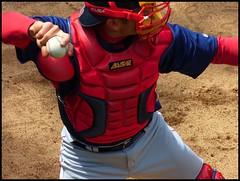 My Favorite Shot of Jason Varitek (Harpo42) Tags: jason philadelphia boston ball uniform baseball sox redsox gear captain vest catcher athlete varitek throw citizensbankpark mlb americanleague