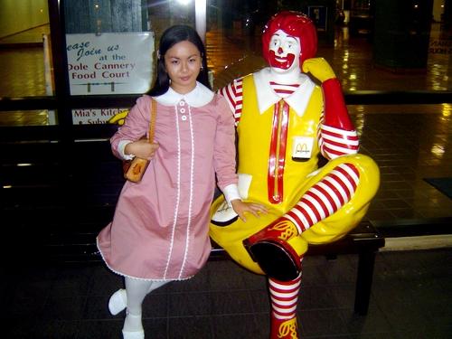 Ronald <3