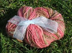 First yarn!