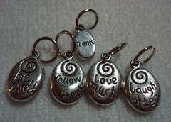 Stitch Markers from La