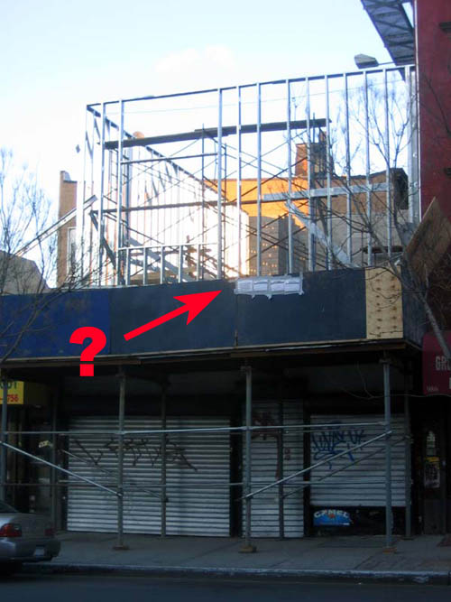 988 Manhattan Avenue with Question