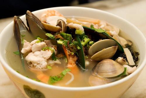 Segambut Seafood Noodle