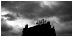 Divine Lorraine Hotel (paul drzal) Tags: street old sky blackandwhite bw abandoned hotel urbanexploration philly broad divinelorraine avenueofthearts philadelphiabuildings philadelphiaarchitecture eskepe philadelphiacity philadelphiasights
