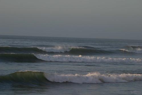 day three - big surf