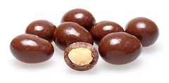 Dove Milk Chocolate covered Almonds