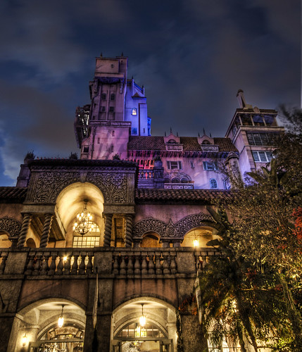 Tower of Terror - Stuck in Customs