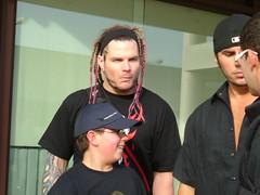 Raw - Forlì, Palagalassi 18-4-2007 (streetspirit73) Tags: italy jeff matt hotel italia raw wrestling hardy superstars forlì ecw palagalassi