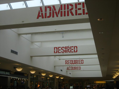 Admired Desired Required Acquired