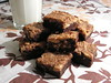 Peanut Butter Brownies 1