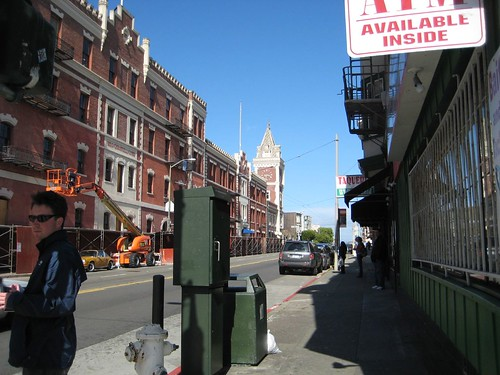 North Point street