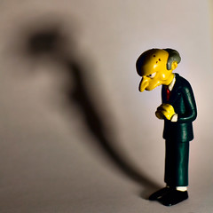 Mr. Burns. By fabbriciuse (via Creative Commons)