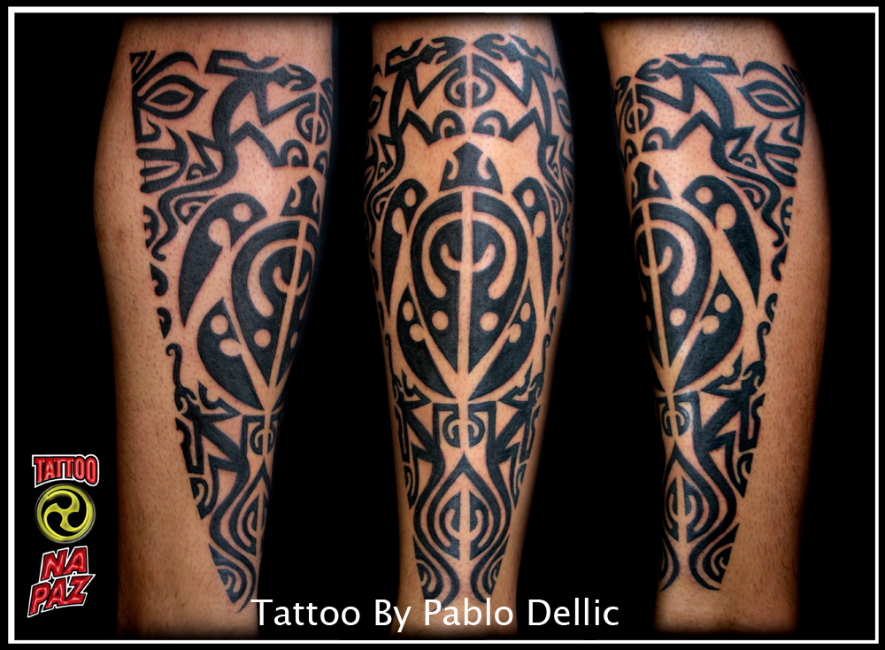 Polynesian Tattoo Tatuagem Tribal Estilo Polinsio A Photo On