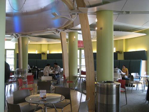 CMU Inside CM Cafe