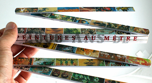2000 years of paintings by the meter...