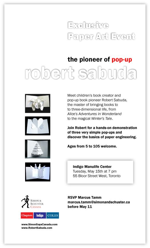 Sabuda-event