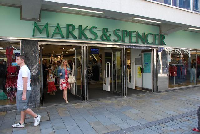 marks & spencer, gibraltar