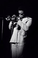 Freddie Hubbard - trumpet