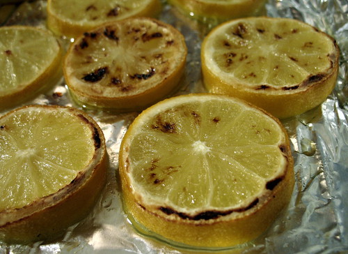broiled lemon
