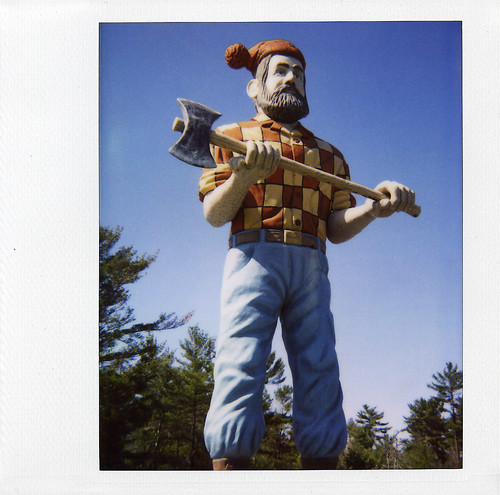 That's Mr. Bunyan to you
