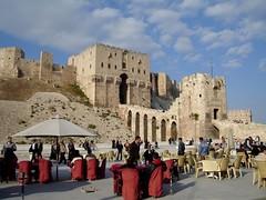 Citadel Of Aleppo City