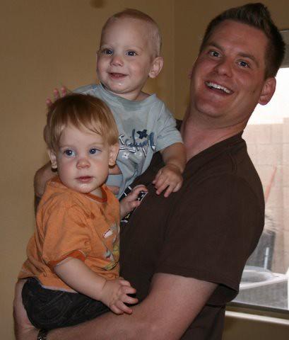 Caleb, Krew & Tate