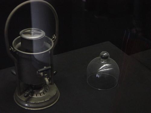 para distillar agua