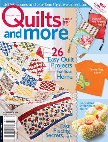 Quilts and More - Summer 2007