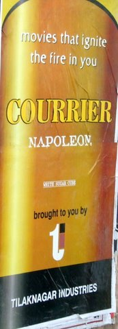 Courrier Napoleon CloseUp