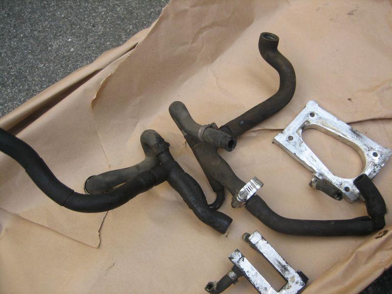 BMW E30 318is M42 Engine Intake Manifold Seal Gasket 11611717761