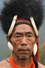 india - nagaland (Retlaw Snellac Photography) Tags: portrait people india canon photography culture tribal tribe northeast chang naga nagaland waltercallens